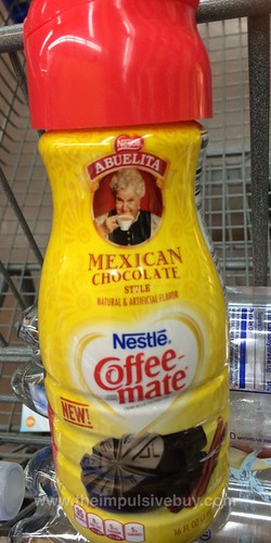 Nestle Abuelita Mexican Chocolate Style Coffee-mate