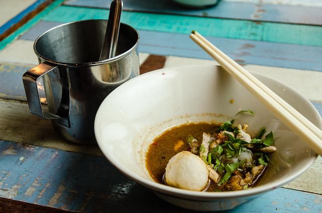Boat Noodle at Jaya One, Petaling Jaya