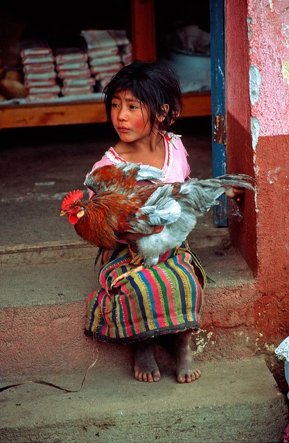 San Cristobal Totonicapan, Guatemala, 1994