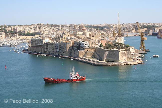 Vista del Fuerte. © Paco Bellido, 2008