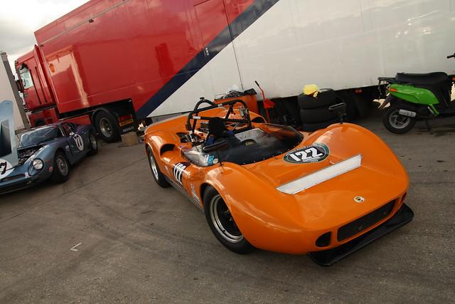 McLaren M1C.