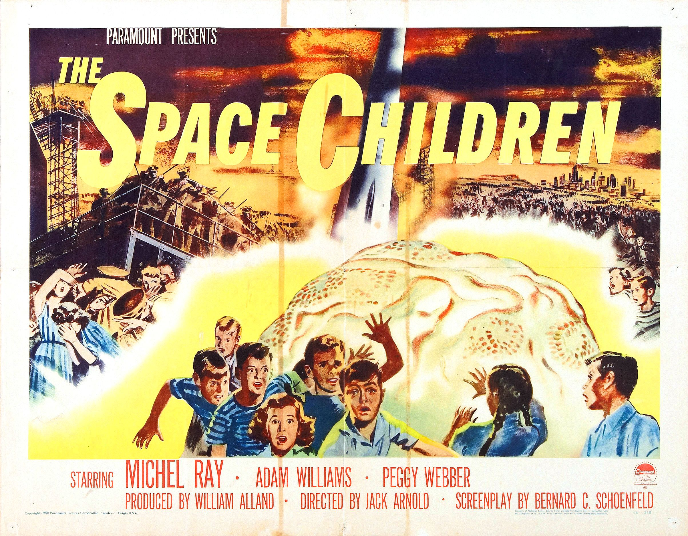 The Space Children (1958)