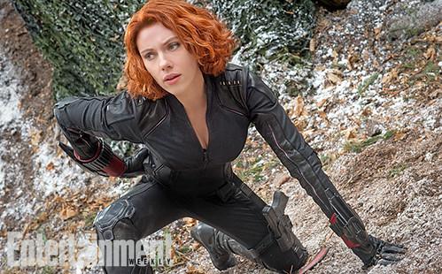140717(1) - 英雄累了…「快銀」飆了!2015年電影《Avengers: Age Of Ultron》(復仇者聯盟2:奧創紀元)公開8張劇照&故事大意! 5