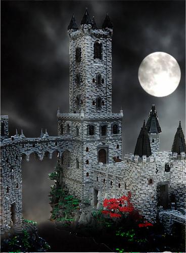 Chateau du Vampire LEGO
