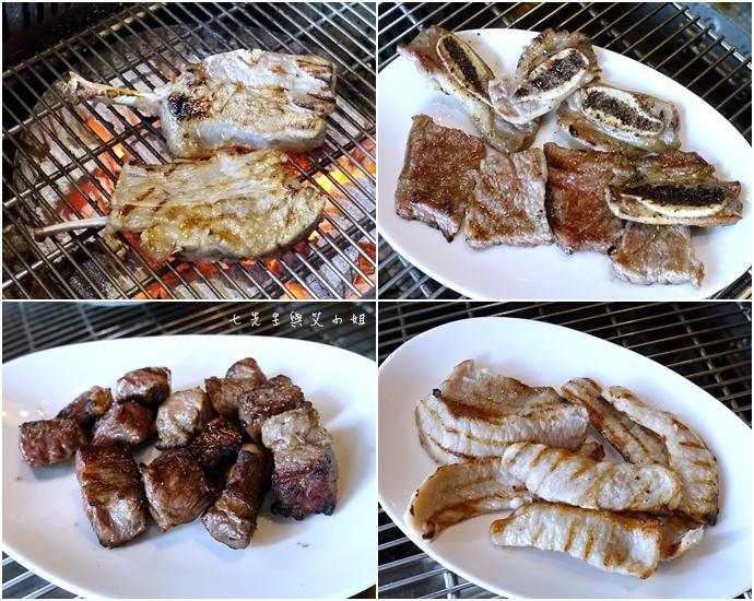 18 八田-頂級帝王蟹燒烤吃到飽