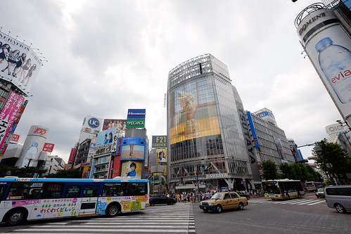 Shibuya Crossing 10mm