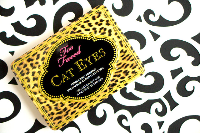 Makeup Wars: The Too Faced Cat Eyes Palette