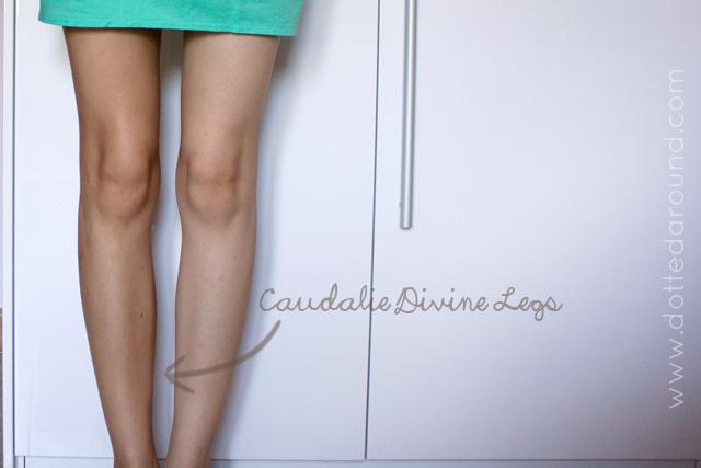 caudalie gambe divine legs
