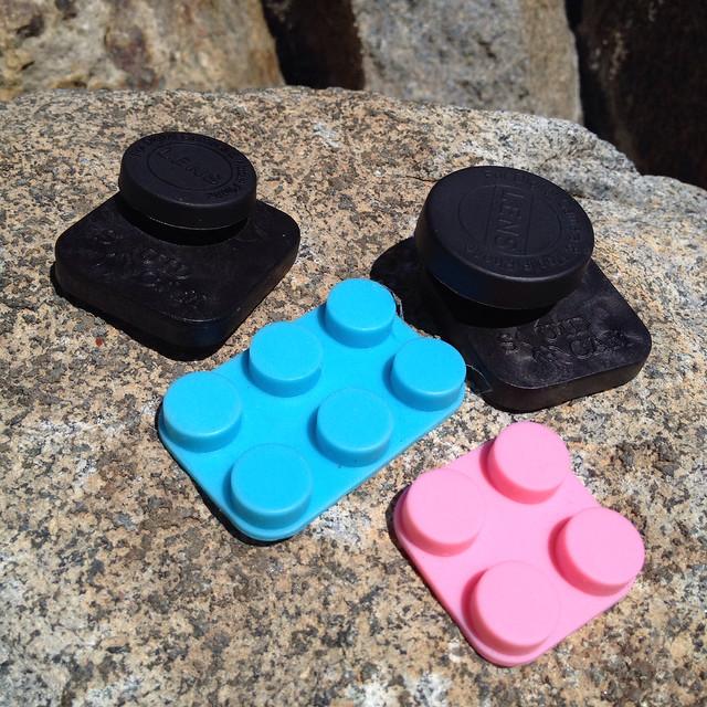 SquidCam Lenses and Blocks
