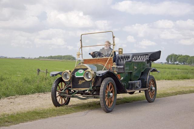 Cadillac Model 30 Touring 1911 (8538)