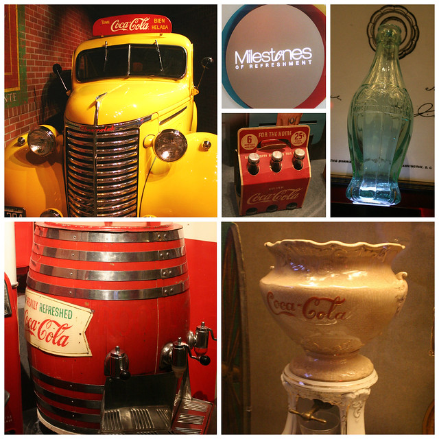 World of Coke: Milestones