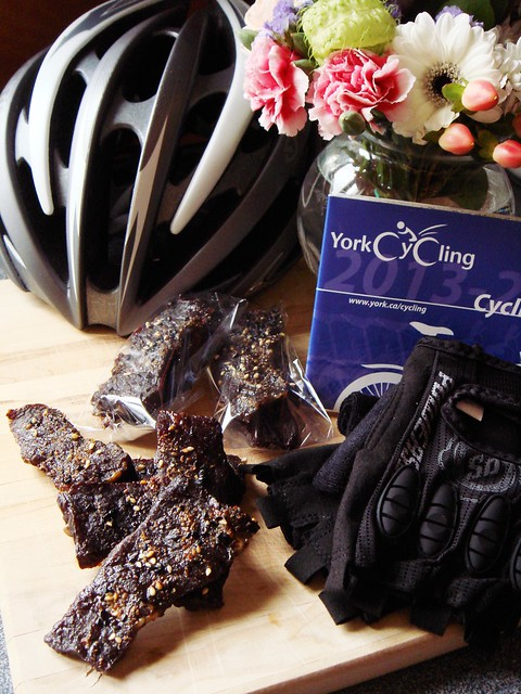 Bulgogi Beef Jerky: Ready For A Ride
