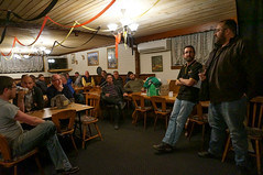 Canberra Brewers Inc. posted a photo:	Club members enjoying the night