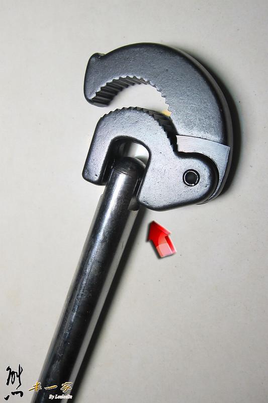 更換廚房水龍頭安裝全記錄~IKEA廚房|水龍頭特殊安裝工具