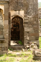 4775: Defacement, Daulatabad Fort