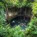 Cenote Ik Kil by Vvillamon
