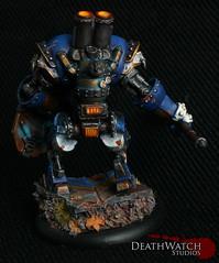 Lancer-Back