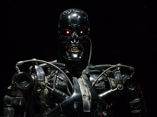 Terminator Exhibition: T-800 | by Dick Thomas Johnson