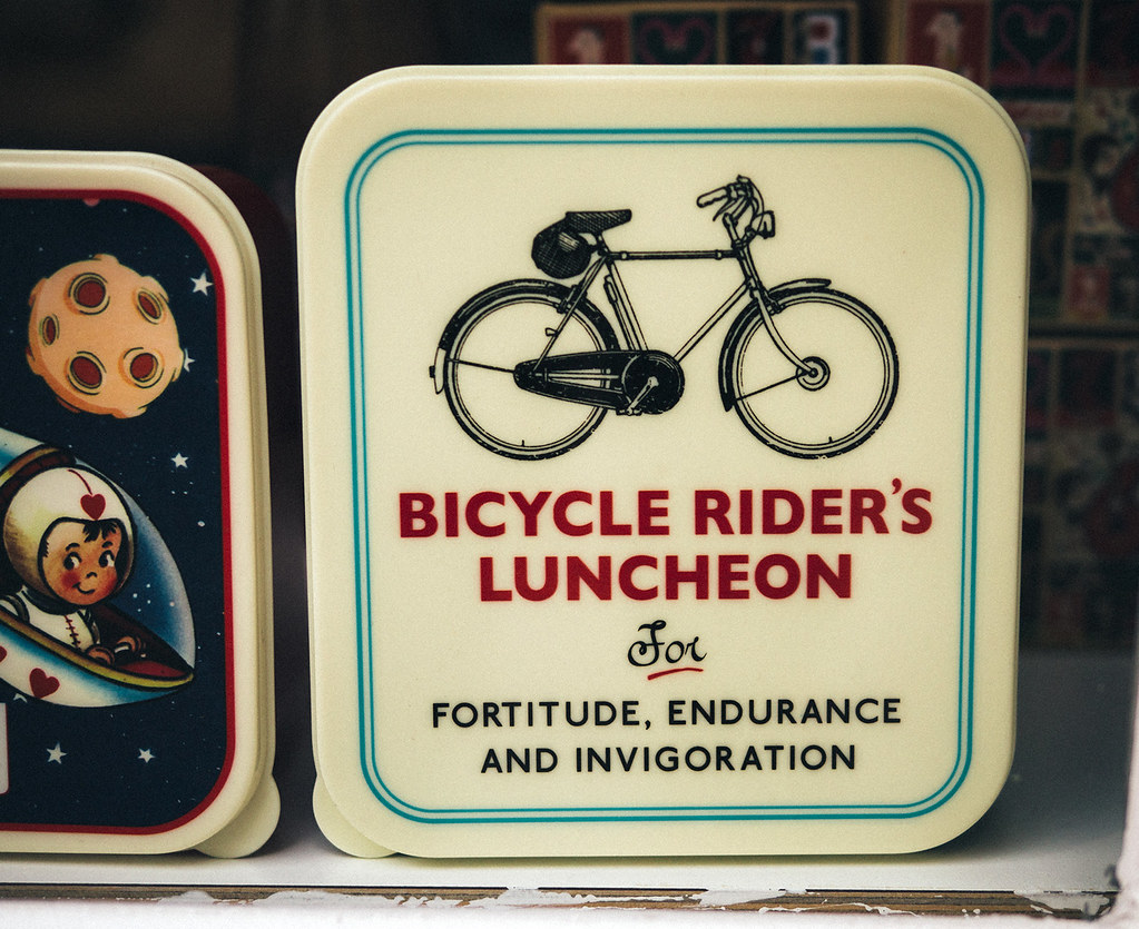 Bicycle Rider's Luncheon