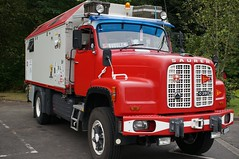 automobile, commercial vehicle, vehicle, truck, transport, trailer truck, emergency vehicle, land vehicle, fire apparatus, motor vehicle,
