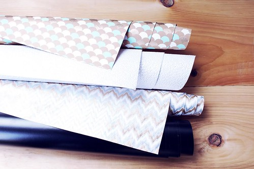 Gift Horse & Co. Gift Wrap Subscription Box Papers - Summer 2014