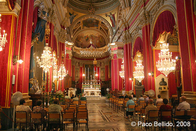 Interior <br /> de la Catedral. © Paco Bellido, 2008