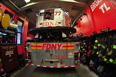FDNY Tower Ladder 77
