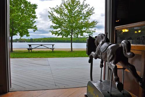Spring Lake Penny Arcade - Burrillville RI - Pony Ride