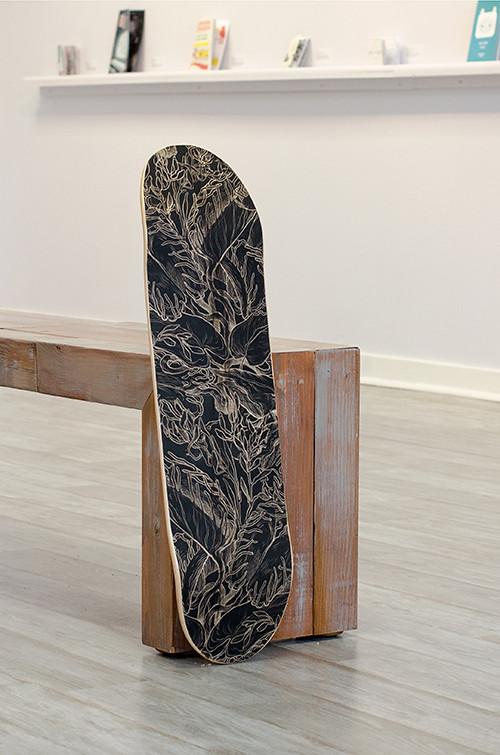 Skate or Die : Skateboard Show at Light Grey Art Lab