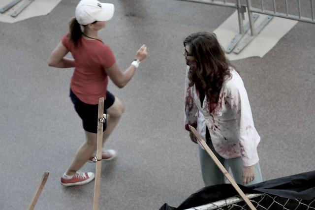 The Walking Dead Escape 2014 at San Diego Comic-Con