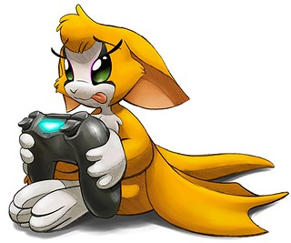 Dust: An Elysian Tail Coming to PS4