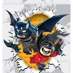 DC Comics LEGO Batman & Robin #36