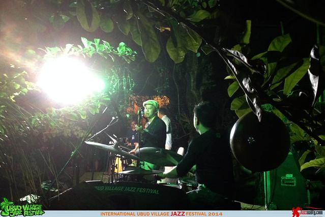 Ubud Village Jazz Festival 2014 - Eko Sumarsono (1)