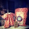 flour sack & flour sack dress // Indiana State Museum
