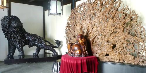 Jiangsu-Tongli-Maison Musée (3)