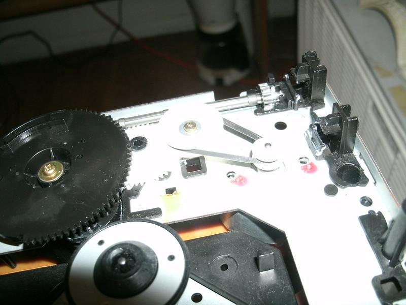 Cambridge 640C tray belt