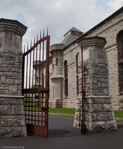 The Ohio State Reformatory, Mansfield, Ohio