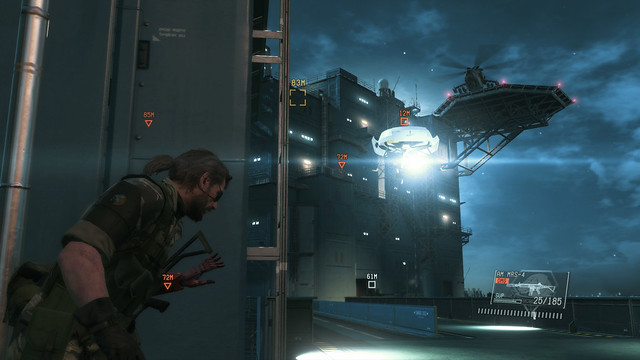Metal Gear Solid V : The Phantom Pain - Screenshot 2