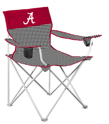 Alabama Crimson Tide Big Boy Chair