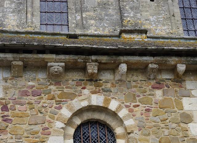 L'abbaye de la Sainte-Trinité