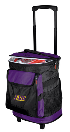 ECU Pirates Rolling Cooler
