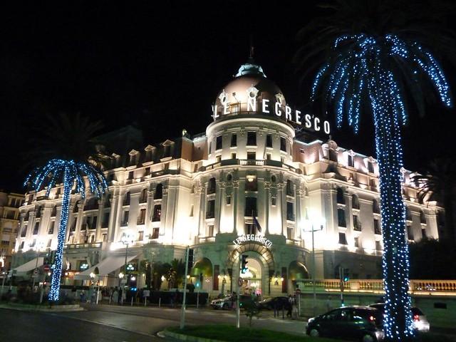 Hotel Le Negresco (Niza, Costa Azul, Francia)