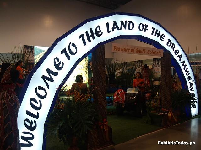 South Cotabato Exhibit Stand