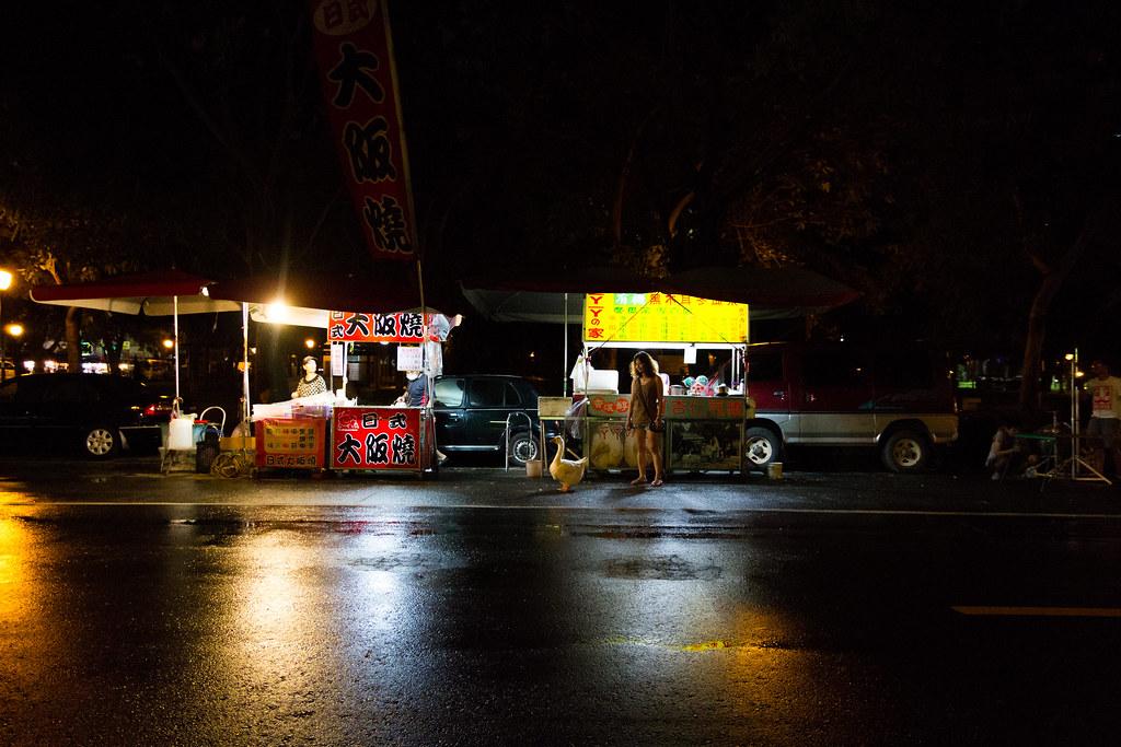 勞公工園夜市