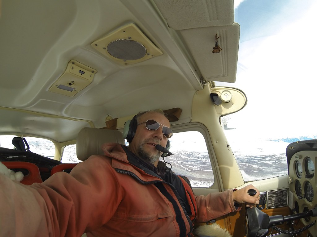 Do you have adventure in your genes? This pilot planned and succeeded in flying his Cessna 172 around Canada.