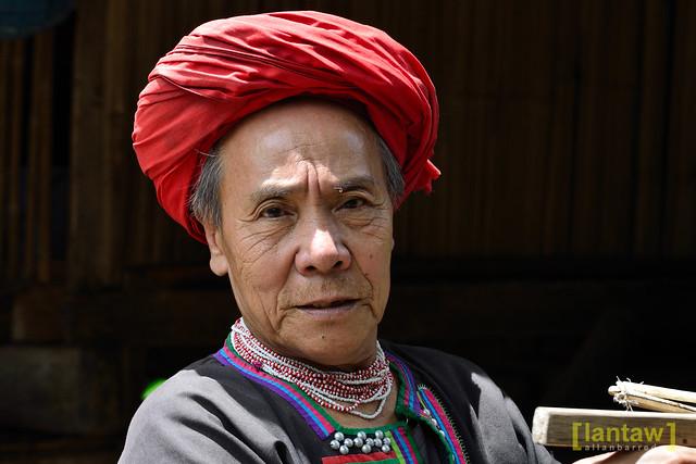 Lahu Shi Bala elder