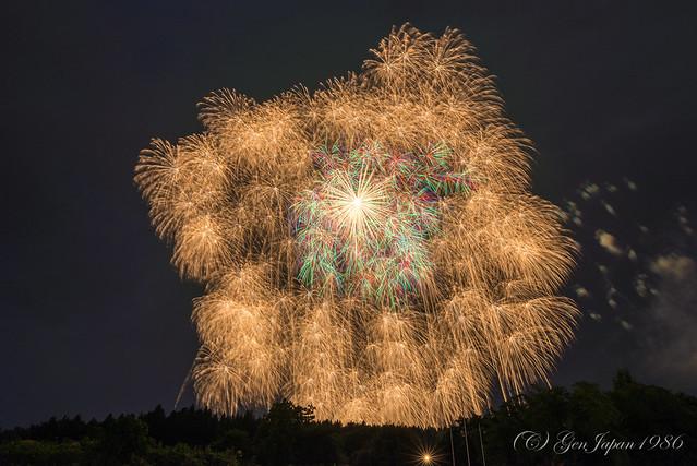 片貝まつり 正四尺玉/Yonshakudama, the world's largest firework