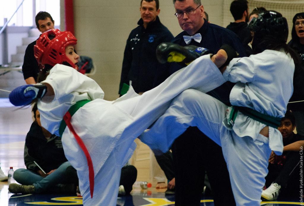 Australian Kyokushin Tournament 2014-95