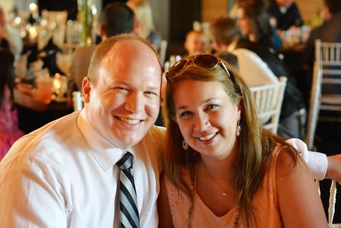 Brian Michelle at K & J wedding 8-14