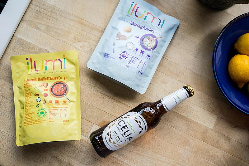 Ilumi: Gluten Free Curry & Beer| www.latenightnonsense.com